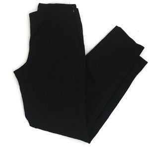 Theory Black Skinny Dress Pants sz 4